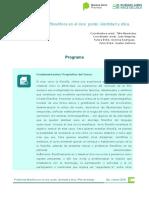 Programa - Plan de Clases. Problemas filosóficos en el cine_ poder, identidad y ética. .docx