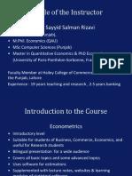 econometricsLecture01.ppt