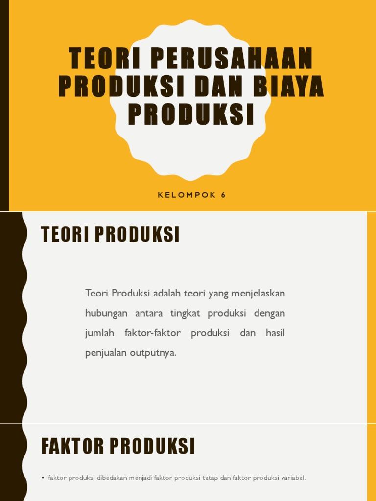 produksi dan biaya produksi.ppt