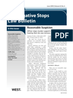 Investigative Stops June09