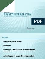 39454157-Magnetic-Refrigration-My-Presentation.pptx