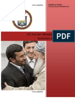 JIEDDO J2 OSAAC Iranian Weapons Smuggling Activities in Afghanistan