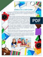 DÍA MUNDIAL DE LA EDUCACIÓN - PRIMARIA.docx