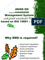 TRAINING ISO 14001 awareness Hindi.ppt