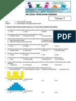 Soal Tematik Kelas 3 SD Tema 7 Subtema 1 Perkembangan Teknologi Produksi Pa.pdf
