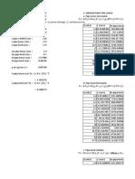 Lembar Perhitungan Aliran Fluida
