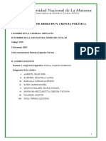 Derecho Civil III- Programa 2019