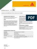 Plastocrete CB 400 R