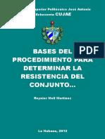 BASES DEL PROCEDIMIENTO PARA DETERMINAR LA RESISTENCIA DEL CONJUNTO....pdf