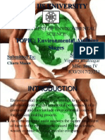 ENV-421 Assignment.ppt