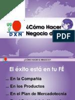 04 Como Hacer el Negocio.ppt.pps
