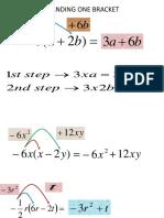 Lesson Algebraic Expressions III