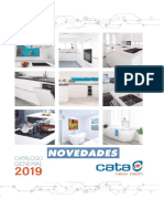 201903 Cata Electrodomésticos Novedades 2019