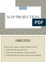 Topic 3 Map Projection