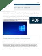 Windows 10-8-7 Gelöschte Dateien Wiederherstellen