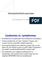 Hematolimfoid Overview