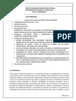 GUIA DE APRENDIZAJE ESTRUCTURAR CARGOS Y COMPETENCIAS SEGÚN DIRECCIONAMIENTO ESTRATÉGICO Y NORMATIVIDAD VIGENTE.