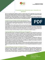 EcoDDS Rend Public l'Ensemble de Ses Démarches Pour Renouveler Son Agrément (1)