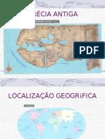 História Geral PPT - Grécia