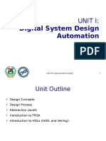 412n_Unit I - Digital Design Automation