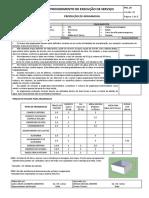 PES. 29 V01 - Produção de Argamassa