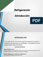 1 Refrigeracion - Introduccion.pdf