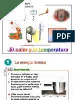 CALOR Y TEMPERATURA.pps