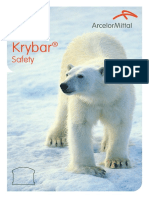 Original Krybar Flyer