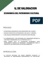 VALORACIÓN ECONÓMICA.pptx