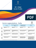 VG2019 IT and ITeS Sector Profile