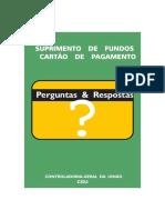Suprimentos CPGF - Perguntas e Respostas CGU.pdf