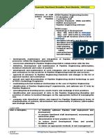 Mandate - Pipeline Engineering CFDH