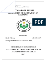 CBR _Teaching and Learning Evaluation.docx