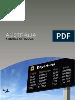 Australia Blog Report
