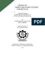 Designofkineticenergyrecoverysystemforbicycle2015 Bt Nayak