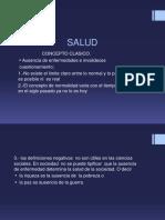 Clase 1.- Salud