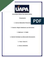 Tarea #2 Matematica Financiera 1.docx