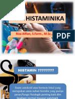 6 ANTIHISTAMINIKA RIZA ALFIAN (1).ppt