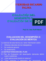 Evaluacion Del Desempeño Dr[1]. Puell