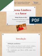 Sistema Límbico e o Amor