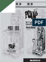 Pump It Up DX (Dance Machine) (Service Manual).pdf