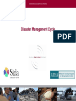Disaster Management Cycle v3 0