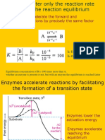 BIO307 Lecture 5 (Enzyme kinetics I).ppt