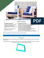 DIY - Modern Chair