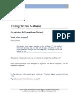 Evangelismo Natural 3