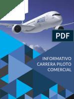 Aeromet Escuela de Vuelo - Informativo Carrera Piloto Comercial Abril 2018