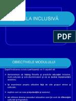 Scoala Inclusiva I