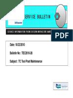 07b Tool Post Maintenance (Rear Mount)