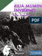 La Familia Mumin en Invierno - Tove Jansson