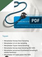 Konseling & VCT